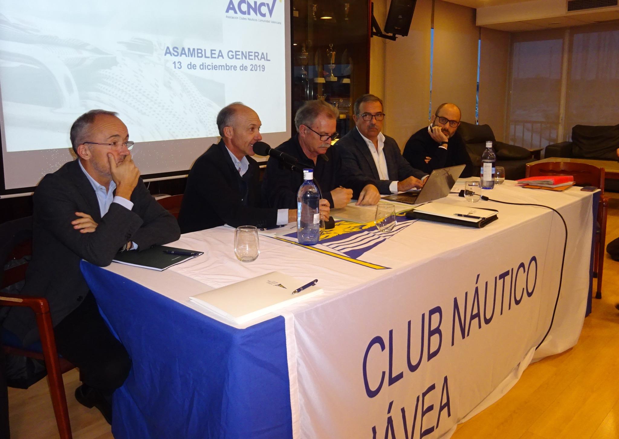 La ACNCV Celebra Su Asamblea General Con El Futuro De Las Concesiones Como Tema Central